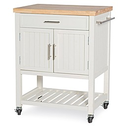 Powell Delmar Kitchen Cart