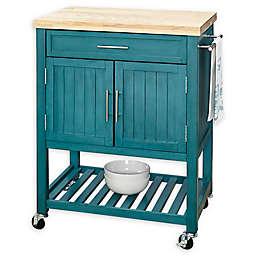 Powell Delmar Kitchen Cart
