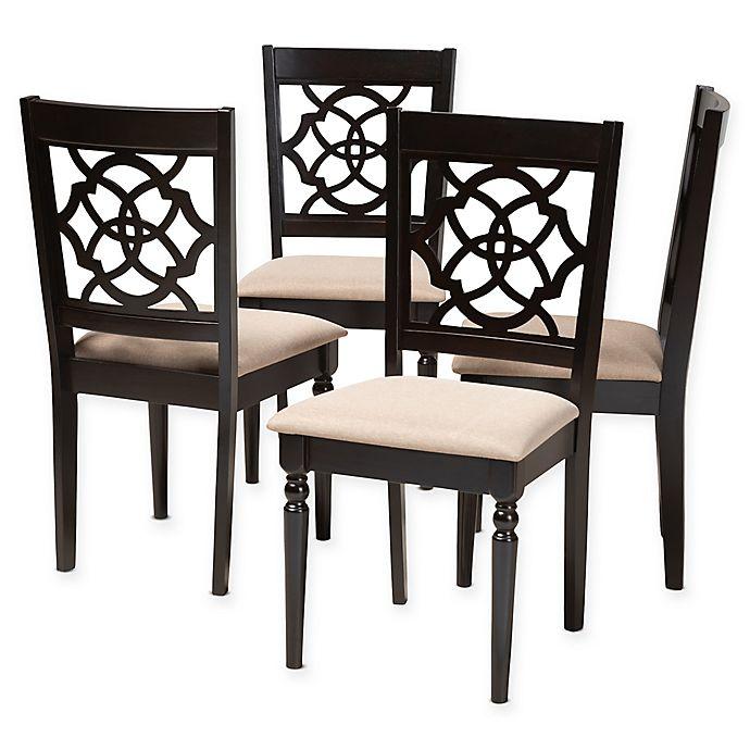 Alternate image 1 for Baxton Studio® Landon Dining Chairs (Set of 4)