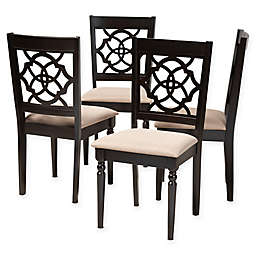 Baxton Studio® Landon Dining Chairs (Set of 4)