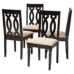 Baxton Studio® Zayden Dining Chairs (Set of 4)