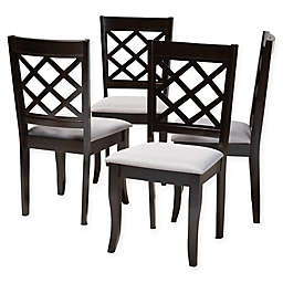 Baxton Studio® Bevis Dining Chairs (Set of 4)