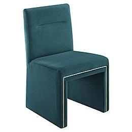 TOV Furniture™ Jaffa Velvet Upholstered Dining Chair