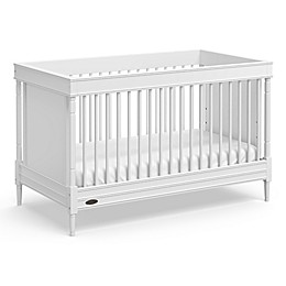 Graco® Ashleigh 3-in-1 Convertible Crib in Pebble Grey
