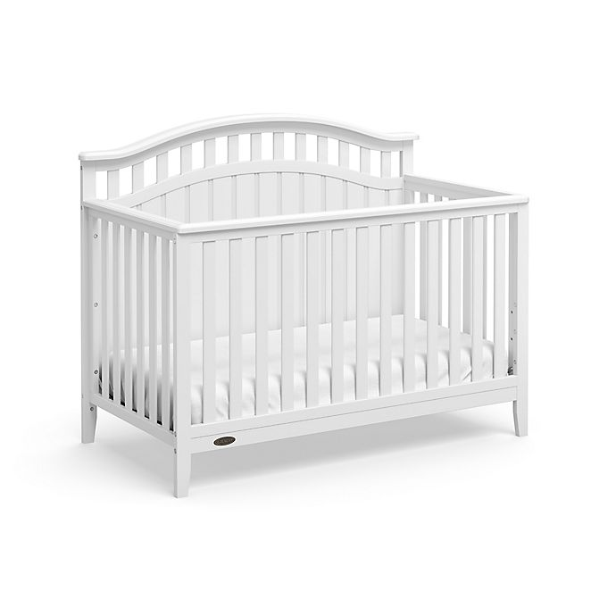Alternate image 1 for Graco® Harper 4-in-1 Convertible Crib