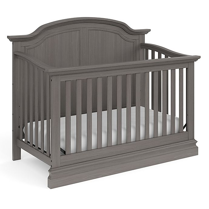Alternate image 1 for Storkcraft™ Thomasville Kids® Wellington 4-in-1 Convertible Crib