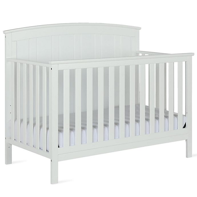 Alternate image 1 for Baby Relax Lotus 5-in-1 Convertible Crib