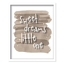 Boston Warehouse® 21-Inch x 17-Inch Sweet Dreams Canvas Wall Art