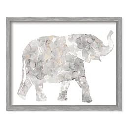 Boston Warehouse® 21-Inch x 17-Inch Elephant Canvas Wall Art