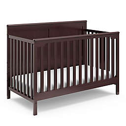 Storkcraft™ Alpine 4-in-1 Convertible Crib in Espresso
