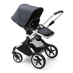 Bugaboo Fox Complete Stroller in Steel Blue