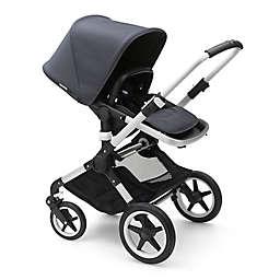 Bugaboo Fox Complete Stroller in Steel Blue
