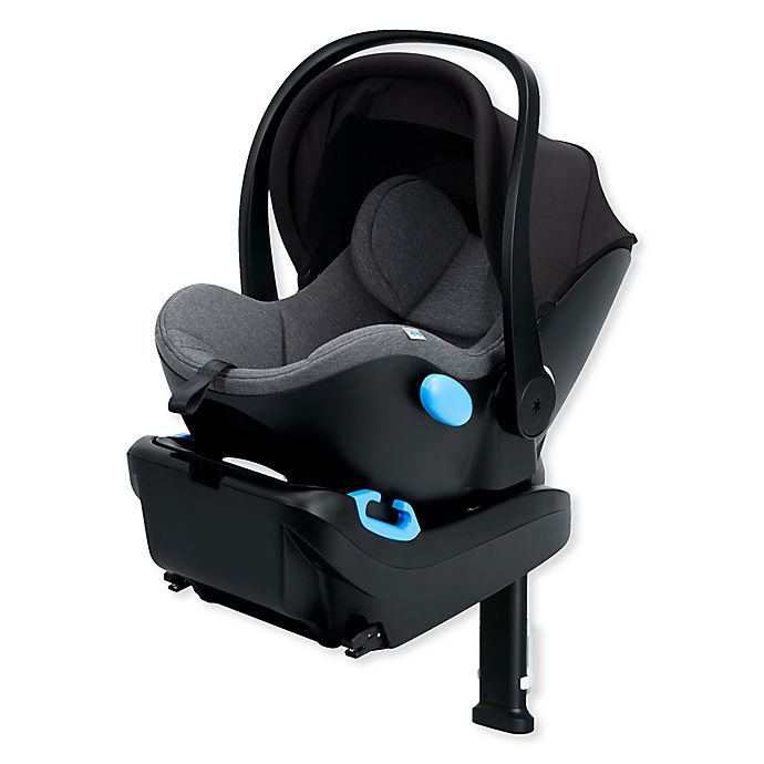 Alternate image 1 for Clek Liing Infant Car Seat in Chrome