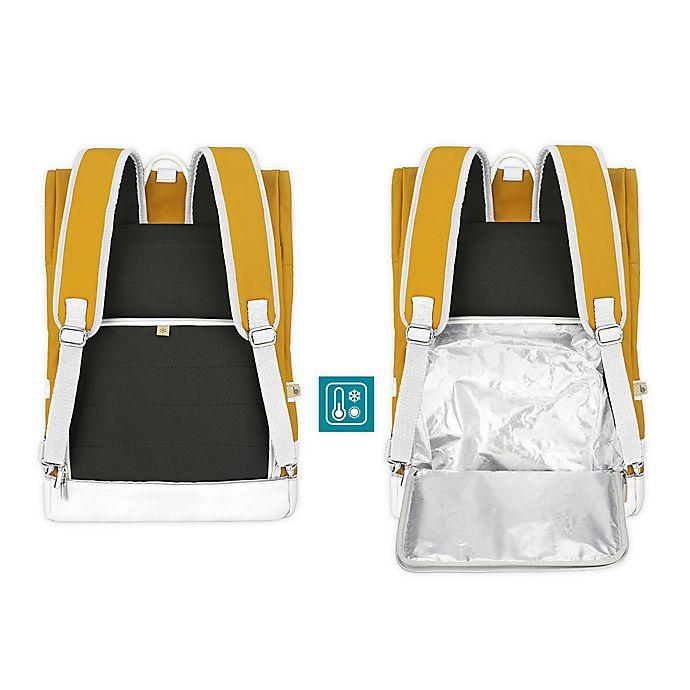 Alternate image 1 for Babymoov® Sancy Diaper Backpack