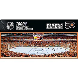 NHL 1000-Piece Panoramic Arena Jigsaw Puzzle