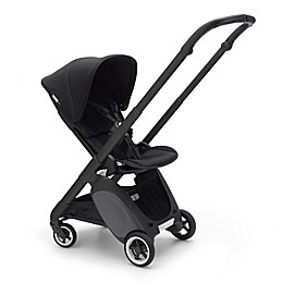 Bugaboo Ant Compact Stroller in Black
