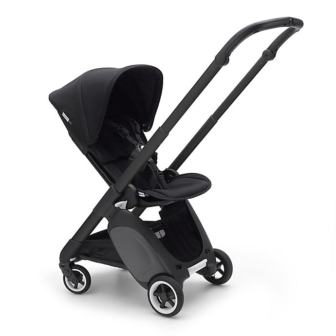 Alternate image 1 for Bugaboo Ant Compact Stroller in Black