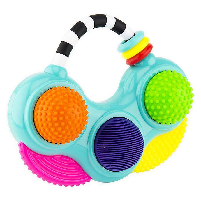 Alternate image 1 for Sassy® Do-Re-Mi Textured Tunes Sensory Toy