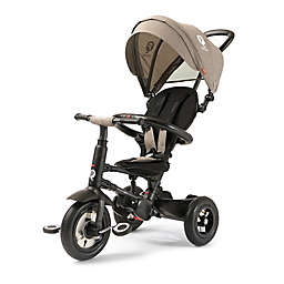 QPlay Rito Plus Folding Stroller Trike in Grey