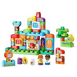 LeapFrog® LeapBuilders ABC Smart House 61-Piece Playset