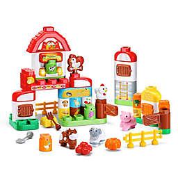LeapFrog® LeapBuilders Food Fun Family Farm 50-Piece Playset