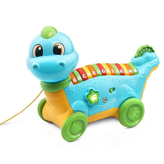 Alternate image 1 for LeapFrog® Lettersaurus Learning Toy