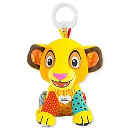 Lamaze® Disney® Lion King Simba Clip & Go Stroller Toy