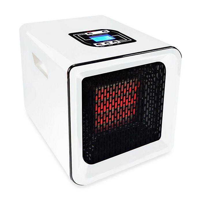 Alternate image 1 for RedCore® R1 Infrared Room Heater in White