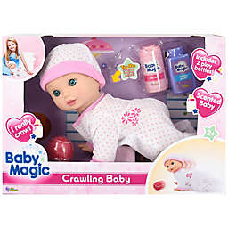 Baby Magic® Crawling Baby Doll 4-Piece Playset