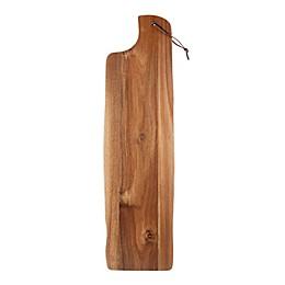 Artisanal Kitchen Supply® Organic Edge 29.5-inch Serving Board