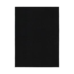 Town Square Rug in Black