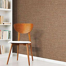 RoomMates® Tweed Peel & Stick Wallpaper in Red