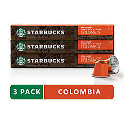 Starbucks® by Nespresso® Colombia Coffee 30-Count Capsules