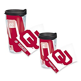 Tervis® University of Oklahoma Sooners Wrap Tumbler with Black Lid