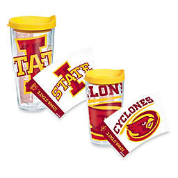 Tervis® Iowa State University Wrap Tumbler with Yellow Lid