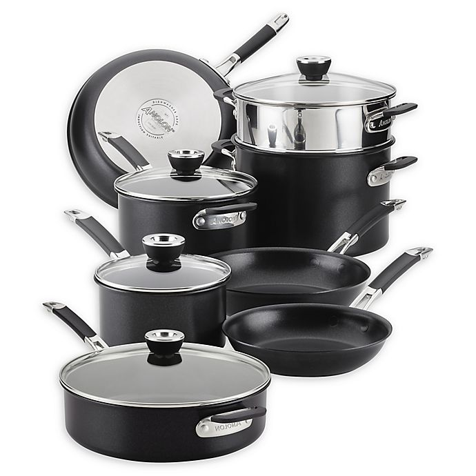 Alternate image 1 for Anolon® SmartStack™ Cookware Collection