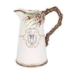 Fitz and Floyd® Forest Frost 90 oz. Pitcher