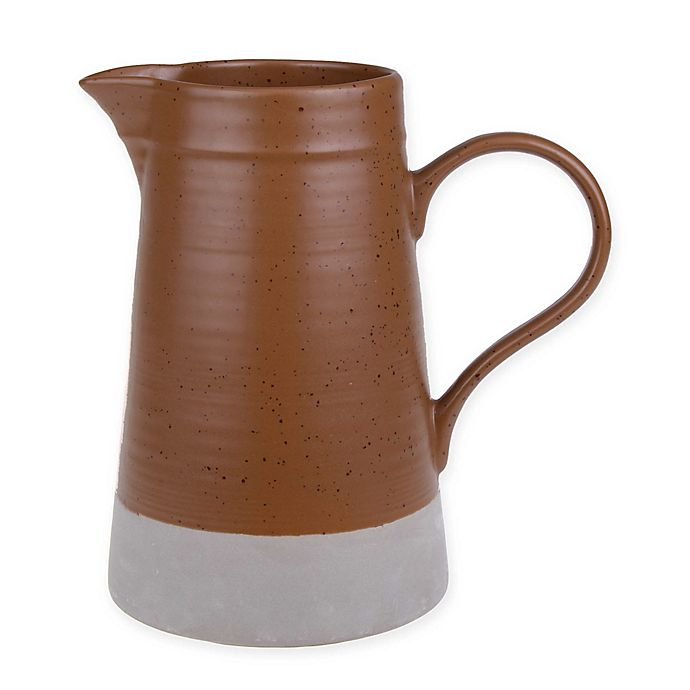 Alternate image 1 for Bee & Willow™ Home Milbrook Pitcher in Spice