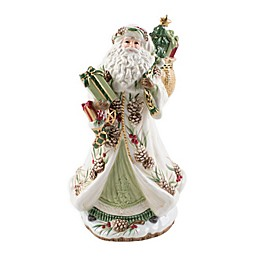 Fitz and Floyd® Forest Frost Musical Santa