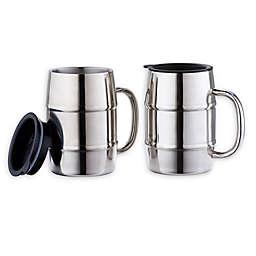 Old Dutch International KeepKool® 16 oz. Travel Mugs (Set of 2)