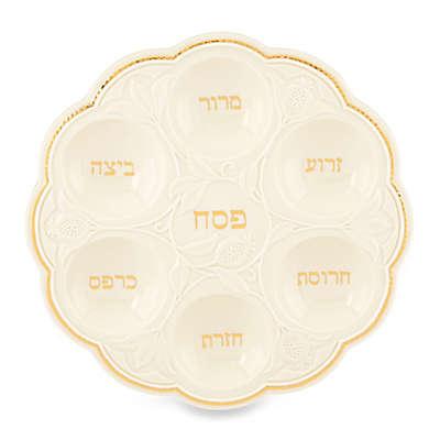 Lenox® Judaica Blessings Seder Plate