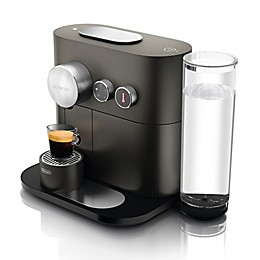 Nespresso by De'Longhi Expert Espresso Machine in Anthracite/Grey