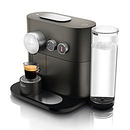 Nespresso by De'Longhi Expert Espresso Machine in Anthracite/Grey