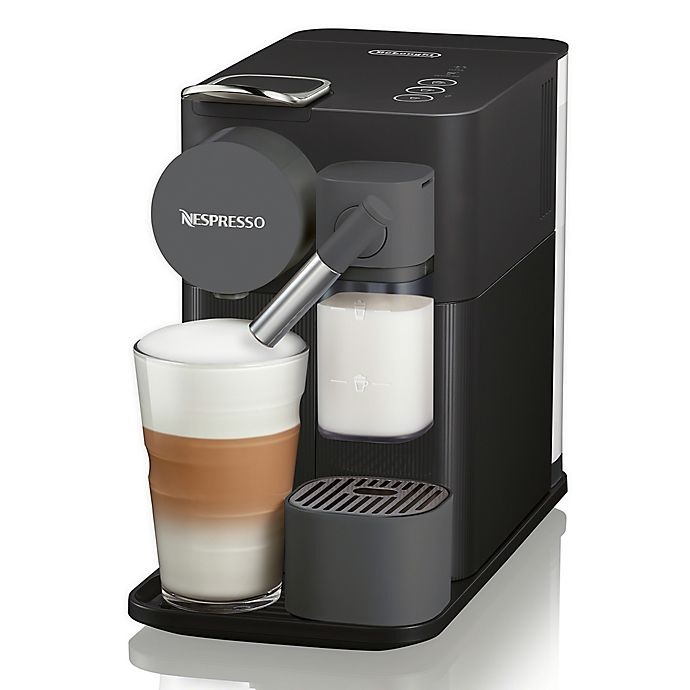 Alternate image 1 for Nespresso® by De'Longhi Lattissima One Espresso Maker