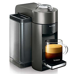 Nespresso Vertuo by De'Longhi Coffee and Espresso Maker in Graphite Metal