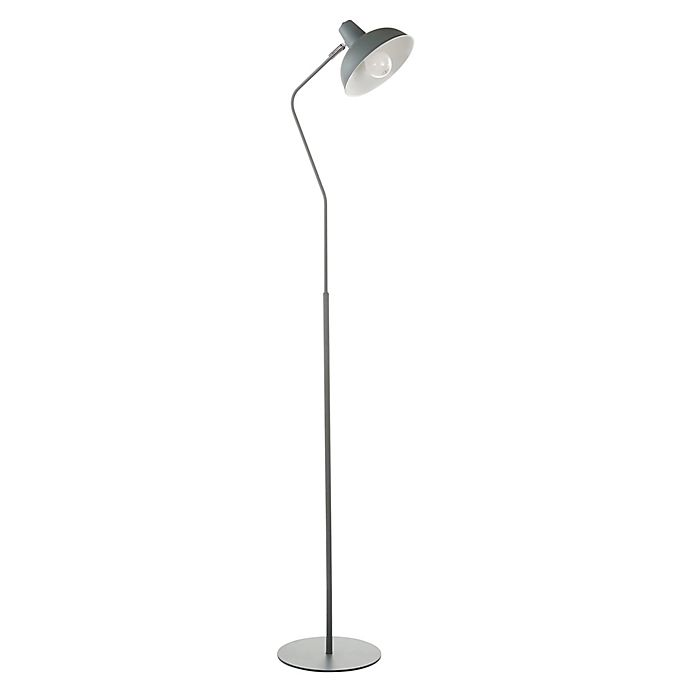 Alternate image 1 for LumiSource Darby Floor Lamp in Green