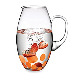 Pasabahce Fresh 70 oz. Pitcher with Coral Design