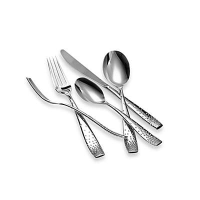 Nambe Dazzle 5-Piece Flatware Place Setting