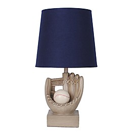 Parker Accent Lamp in Tan