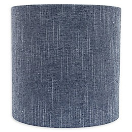 Owen 8-Inch Lamp Shade in Blue